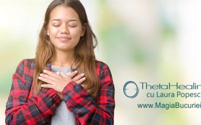Meditatie Theta Healing de Vindecare si Manifestare