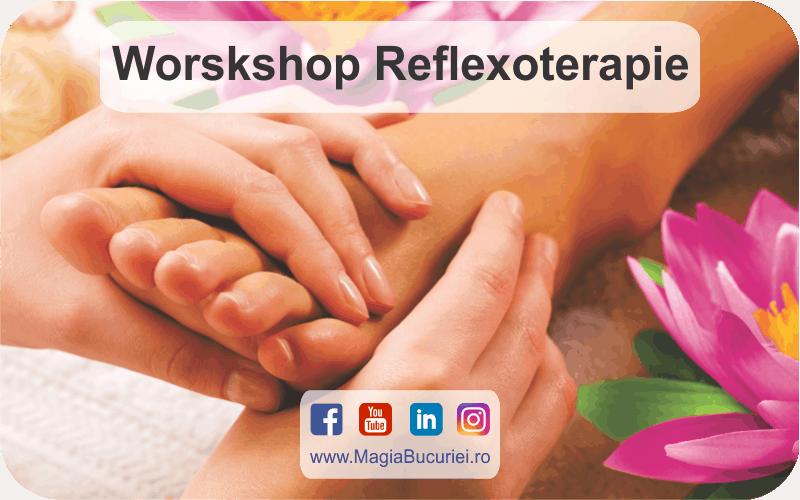 Workshop Reflexoterapie – Descriere