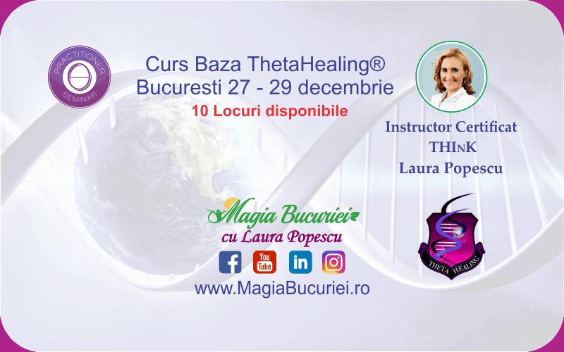 Curs Baza ThetaHealing®